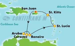 SOUTHERN CARIBBEAN - SAN JUAN (SJU/SJU)