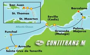 Repo - Transatlantic (BCN/SJU)