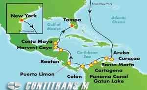Repo - Panama Canal (NYC/TPA)
