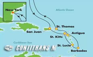 Southern Caribbean - New York (NYC/NYC)