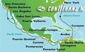 Repo - Panama Canal (NYC/SFO)