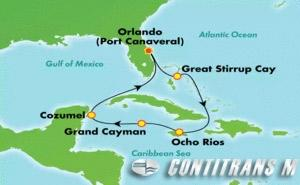 Western Caribbean - Port Canaveral (PCV/PCV)