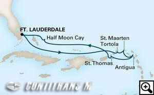 Southern Caribbean 9-day on Koningsdam