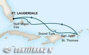 Eastern Caribbean on Nieuw Statendam
