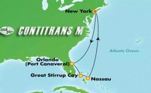 Bahamas - New York (NYC/NYC)