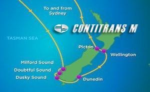 OV 9 NIGHT NEW ZEALAND CRUISE