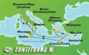 Greek Isles & Italy: Ancient Empires (CIV/CIV)