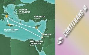 JR 10-NIGHT ISRAEL INTENSIVE VOYAGE