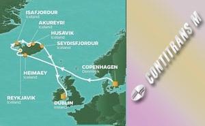 PR 13-NIGHT ICELAND INTENSIVE VOYAGE