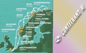 PR 17-NT NORWAY INTENSIVE & N CAPE VOYAGE