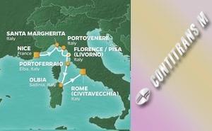 PR 7-NIGHT ITALY INTENSIVE VOYAGE