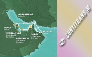 QS 11-NIGHT ARABIA INTENSIVE VOYAGE