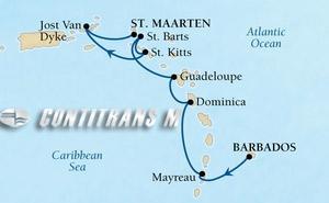 Caribbean Yacht Harbors New Year on Odyssey