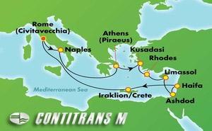 Europe - Mediterranean & Holy Land - Rome (CIV/CIV)