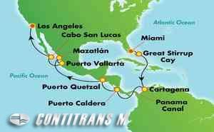 Repo - Panama Canal (MIA/LAX)
