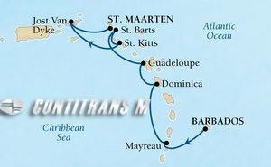 Caribbean Yacht Harbors on Odyssey
