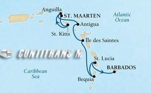 Yachtman's Caribbean Christmas on Odyssey