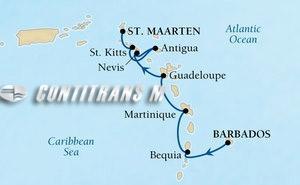 Caribbean I on Odyssey