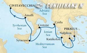 Greece & Italy on Encore