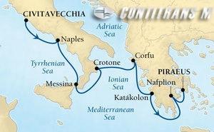 Italy & Greece on Encore