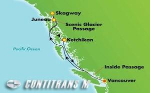 Alaska - Vancouver (VAN/VAN)
