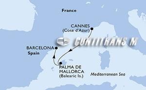 France, Spain