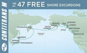 NORTH PACIFIC SOJOURN