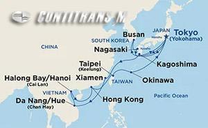 Southeast Asia & Japan on Diamond
