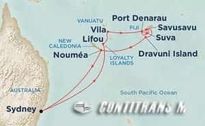 Fiji 14day on Majestic