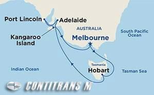 Southern Australia & Tasmania on Golden