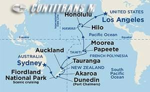 Hawaii, Tahiti & South Pacific Crossing 27 day on Golden