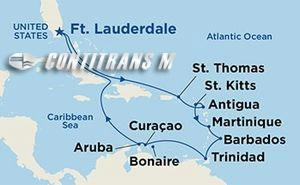 Circle Caribbean Holiday on Caribbean Princess