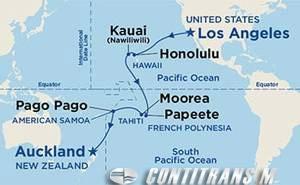 Hawaii, Tahiti & South Pacific on Ruby