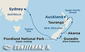 Australia & New Zealand on Ruby