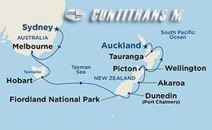 Australia & New Zealand Christmas on Ruby