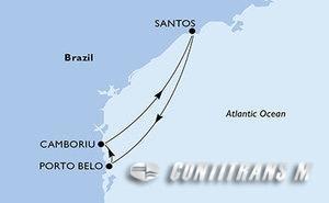 Santos, Porto Belo, Camboriu, Santos
