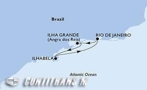 Rio de Janeiro, Ilha Grande, Ilhabela, Rio de Janeiro