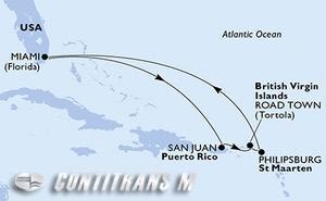 United States, Puerto Rico, Virgin Islands (British), St. Maarten