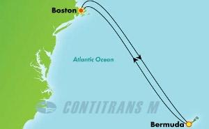 Bermuda - Boston (BOS/BOS)