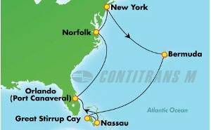 Bermuda & Bahamas - New York (NYC/NYC)