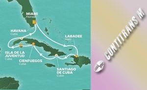 PR 11-NIGHT CUBA INTENSIVE VOYAGE