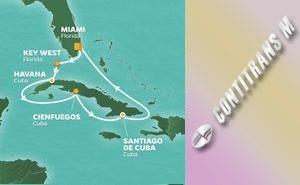 PR 9-NIGHT CUBA INTENSIVE VOYAGE