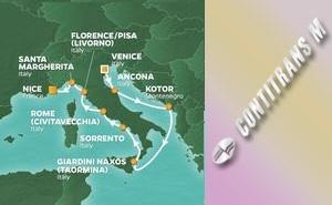 QS 10-NIGHT ITALY INTENSIVE VOYAGE