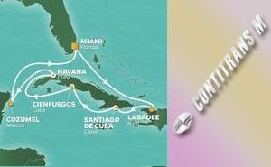 JR 13-NIGHT CUBA INTENSIVE VOYAGE