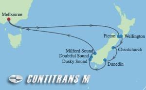 EC 11 NIGHT AUSTRALIA & NEW ZEALAND HOLIDAY