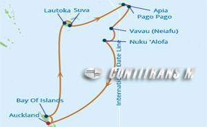 SL 13 NIGHT SOUTH PACIFIC, FIJI, & TONGA