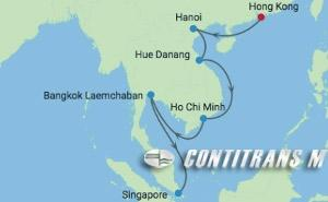 ML 14 NIGHT VIETNAM & THAILAND HOLIDAY