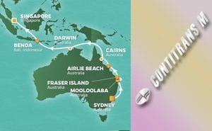 PR 18-NIGHT AUSTRALIA INTENSIVE VOYAGE