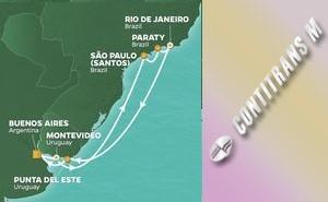 QS 13-NIGHT CARNIVALE IN RIO VOYAGE