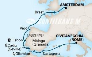 Iberian Adventure on Nieuw Statendam